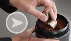 CoffeeDuck Nespresso movie